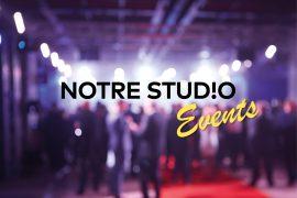 Notre Studio, agence événementielle