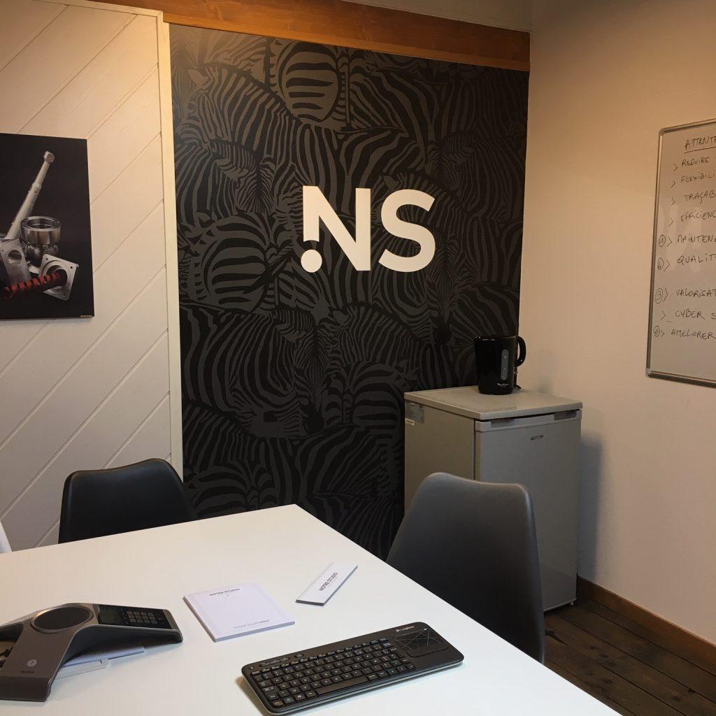 Tapisserie Notre Studio